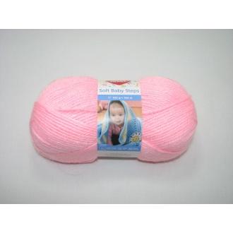 Baby Soft Steps 100g-00003 ružová