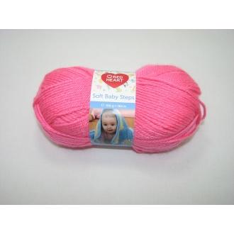 Baby Soft Steps 100g-00004 tmavo ružová