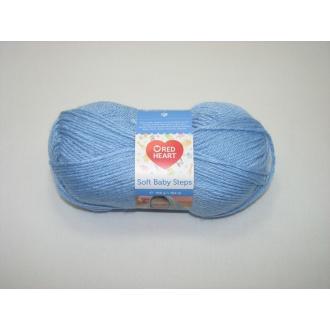Baby Soft Steps 100g - sv.modrá 00007