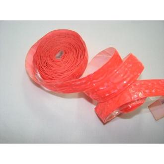 Reflexná páska s.24mm oranžová