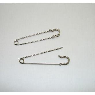 Zicherka ozdobná 9cm dl (špendlík spínací) - 1ks