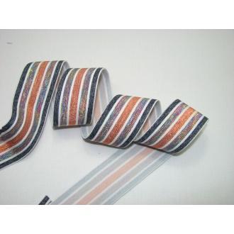 Guma prádlová ozdobná 3,8cm