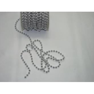 Plastová ozdobná metráž perly