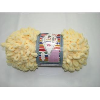 Alize Puffy fine 100g - 160 svetlo žltá