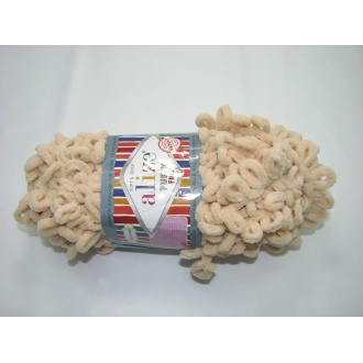 Alize Puffy fine 100g - 310 béžová