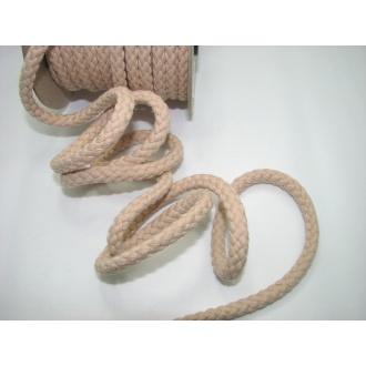 Šnúra bavlna odevná,aranžérska,béžová