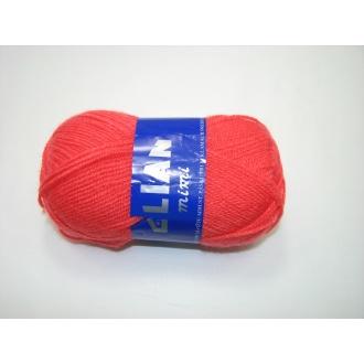 Elian mimi 50g - 1422 oranž.červená