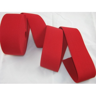 Guma odevná červená 6cm
