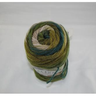 Alize - Burcum batik 100g farba 4684