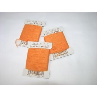 Priadza látacia oranžová