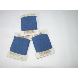Priadza látacia jeans modrá