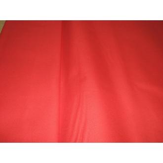 Perlička červená š.140cm