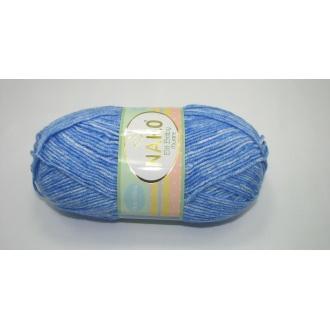Elit Baby Muare 100g 31706 modrý ,melír