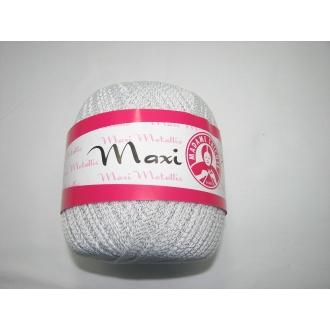 Maxi metallic 100g 1003 strieborná