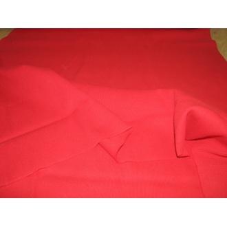 Patent rebrový červený š.110cm