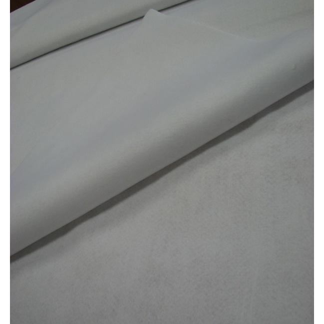 Filc dekoratívny 1mm hrúbka,biely