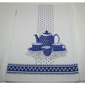 Utierky Bavlna - čajník