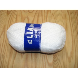 Elian mimi 50g - 208 biela