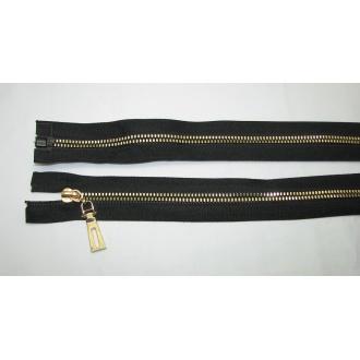 Zips ozdobný 75 cm deliteľný