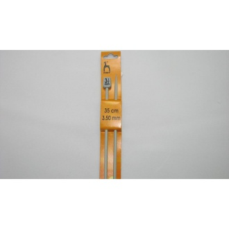 Ihlice pletacie- 35cm č.3,5