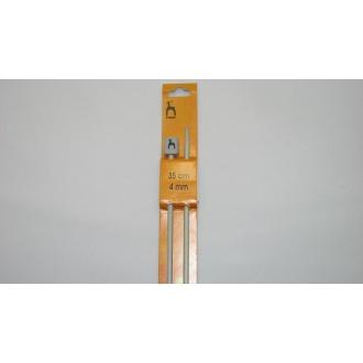 Ihlice pletacie- 35cm č.4
