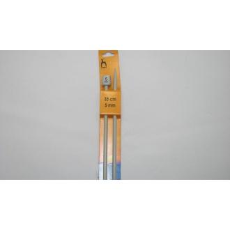Ihlice pletacie- 35cm č.5