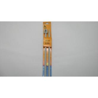 Ihlice pletacie- 35cm č.6
