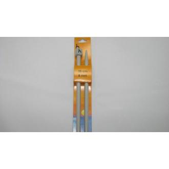 Ihlice pletacie- 35cm č.8