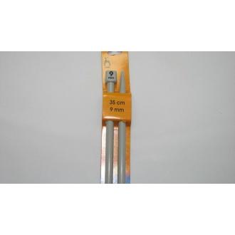 Ihlice pletacie- 35cm č.9