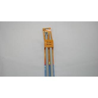 Ihlice pletacie- 35cm č.10