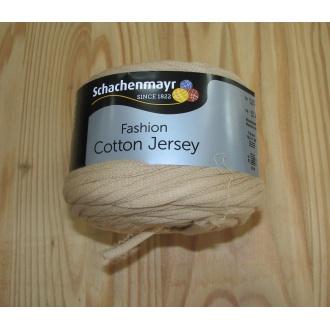 Cotton Jersey 100g béžová 00010