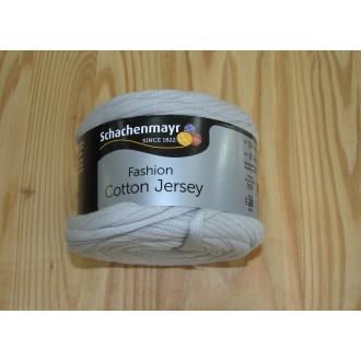 Cotton Jersey 100g šedá 00091