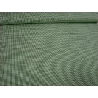 Kocka bielo zelená