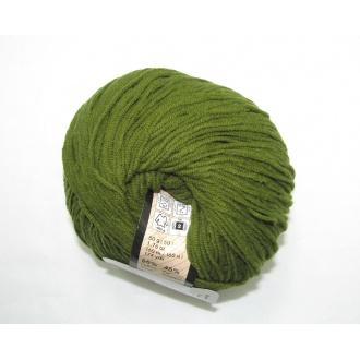 Jeans 50g - 82 khaki zelená