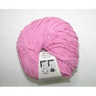 Jeans 50g - 20 tmavo ružová