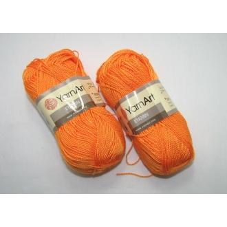 Etamin 30g- 446 neon oranžová