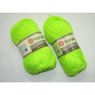 Etamin 30g- 459 neon zelená