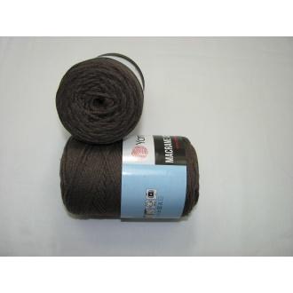 YarnArt Macrame cotton 250g - 769 hnedá