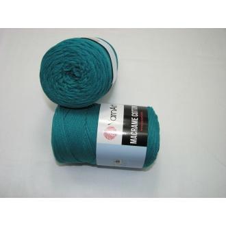 YarnArt Macrame cotton 250g - 783 tyrkys