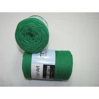 YarnArt Macrame cotton 250g-759 zelená