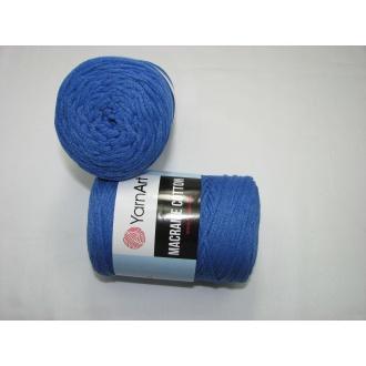 YarnArt Macrame cotton 250g - 786 sky modrá