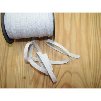 guma š.9mm , režná  ostrá rebrovo tkaná