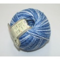 Summer 100g-melír modrá