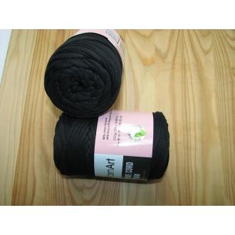 YarnArt Macrame cord 3mm,250g- 750 čierna