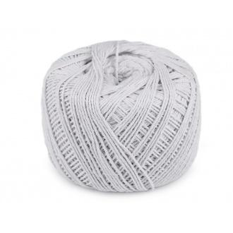 Macrame bavlna 500g - biela