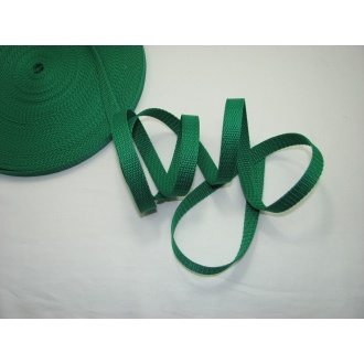 Popruh  1,5cm,zelený
