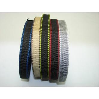 Popruh 2cm, 5 farieb