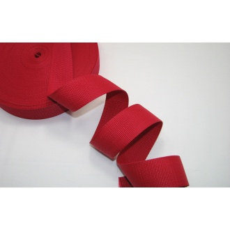 Popruh 4cm,červený