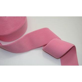 Guma odevná ružová 6cm