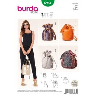 Strih Burda batoh 6961